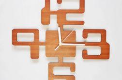 DUŻE LICZBY zegar ścienny dekoracja prezent