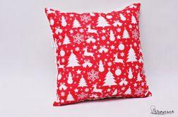Poduszka świąteczna poduszka święta choinki