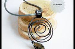 Labradoryt w spirali