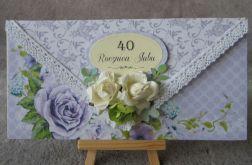Z okazji 40 Rocznicy Ślubu