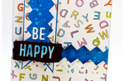 Be Happy - literki