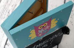 pudełko na klucze duże z tablicą1