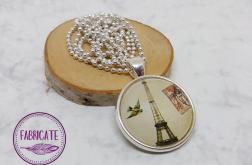 Medalion - Wieża Eiffla 2 - Fabricate