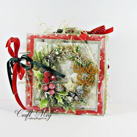 Świąteczny album- Grudniownik