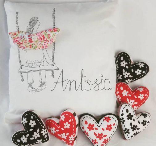 Poduszka Anielica personalizowana