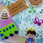Kartka urodzinowa dziecięca #2 - 2