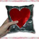 Minipoduszka z sercem