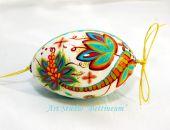"""Pisanka ręcznie malowana """"Embroidered Flowers"""""""