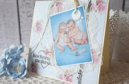 Kartka dla dziecka - Kochany maluszek