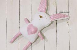 Misiostworek - królik róż