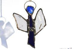 Aniołek błękitnogłowy