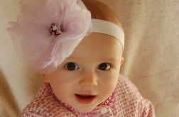 Retro opaska niemowlęca
