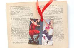 Zakładka do książki taniec 3