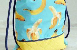 Worek /plecak Workoplecak Banan
