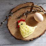 Szydełkowa kokoszka