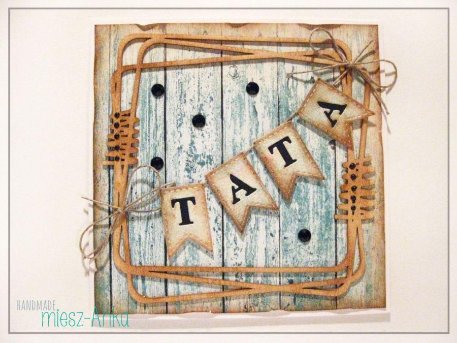 Wyjątkowa KARTKA dla TATY - 4