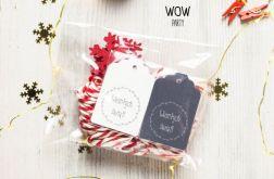 Zestaw do pakowania prezentów SKANDYNAWSKI 1