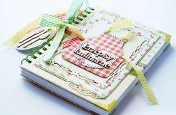 Notes kuchenny przepiśnik kulinarny