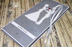 Ślubny czekoladownik