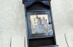 szafka na klucze-wiosenne bzy