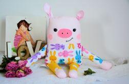 Wesoła świnka - Baśka - 39 cm