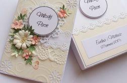 Z okazji Ślubu - Z BUKIETEM