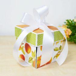 Ślubne jabłuszka - Exploding box