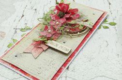 Serdeczne Życzenia- kartka w pudełku 2