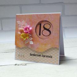 Kartka na 18 #6#