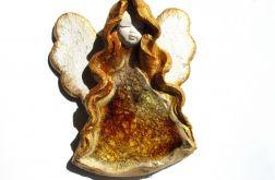 Anioł ceramiczny Basia 27 chrzest ślub