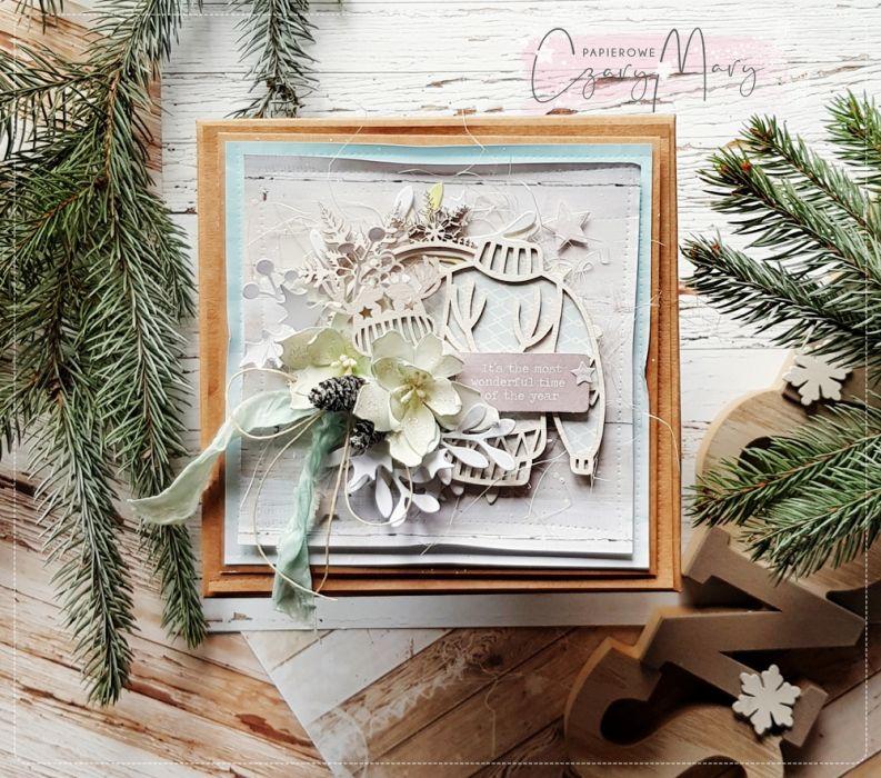 Kartka na Boże Narodzenie #301