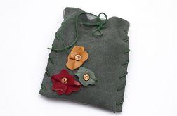 Mała torebka Zielona