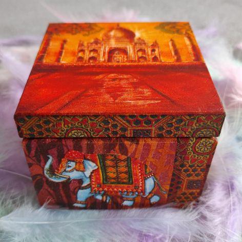 Pudełko Taj Machal