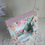 Świąteczna ramka 3D na zdjęcie GOTOWA