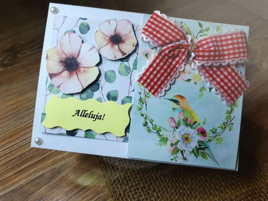 Kartka Wielkanocna #7