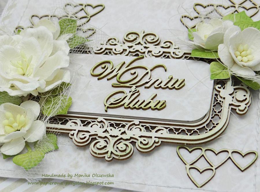 Z serduszkami na ślub