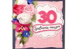 Kartka na 30 lat #555