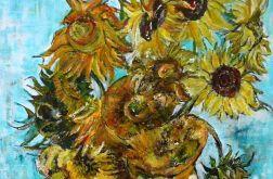 Słoneczniki Vincent