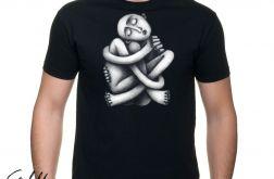 Zaplątanie - t-shirt męski