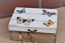 Szkatułka Motyle