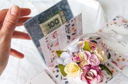 Kartki ślubne Exploding box rocznica #00001