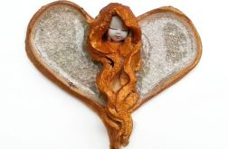 Anioł ceramiczny Dosia 15