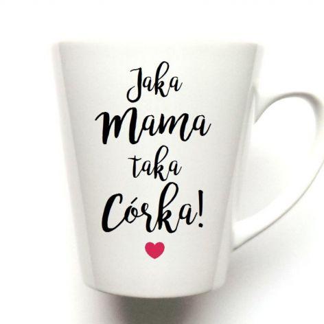 KUBEK LATTE JAKA MAMA TAKA...