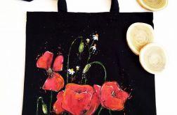maki i rumianki malowane