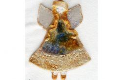 Anioł ceramiczny Maja 01