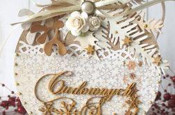 Cudownych Świąt na okrągło