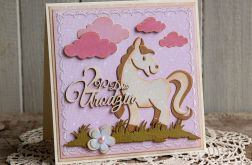 Kartka urodzinowa dla dziecka #2 (z kopertą)