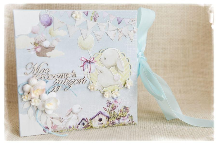 Kartka na urodziny Piękna dla dziecka unisex -