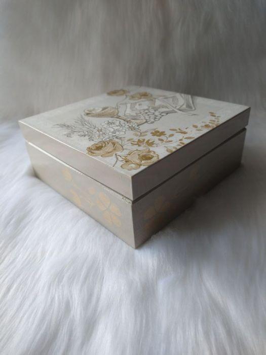 szkatułki na zamówienie - dla Pani Katarzyny - druga szkatułka