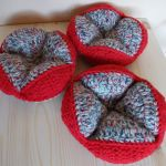 Crochet puzzle ball - Crochet puzzle ball